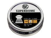 RWS Superdome .22 Pellets 250-Pack