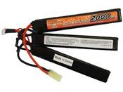 11.1V 2000mAh LIPO AEG Battery