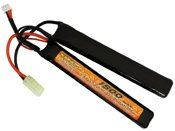 7.4V 1500mAh 15C LIPO AEG Crane Stock Battery