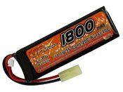 11.1V 1800mAh 20C LIPO AEG Battery