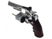WinGun M701 CO2 Steel BB Revolver