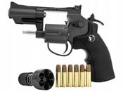 WG Sport 708 2.5 Inch CO2 Airsoft Revolver