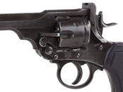 Webley and Scott MKVI Service 6mm Airsoft Revolver